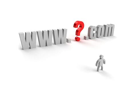 scegliere il nome di un dominio